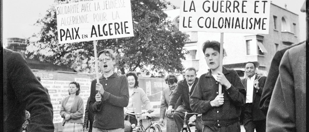 Histoire franco-alg�rienne et m�moire post-coloniale